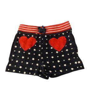 Hartstrings Elastic Waist Patriotic Shorts